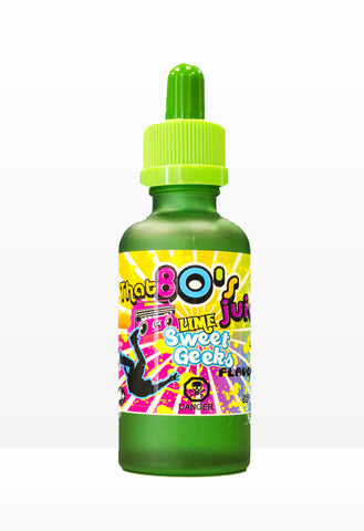 Sweet Geeks E-liquid by That 80's Juice - Buy online at Vape Brands International - Best Canadian Ejuice sold online