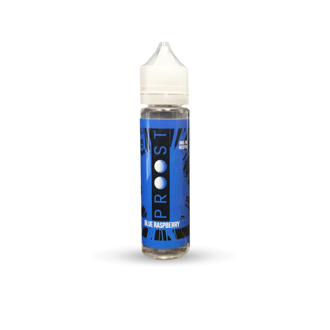 Blue Raspberry Bubblegum by Proost - Vapebrands E-Liquid - e-liquid