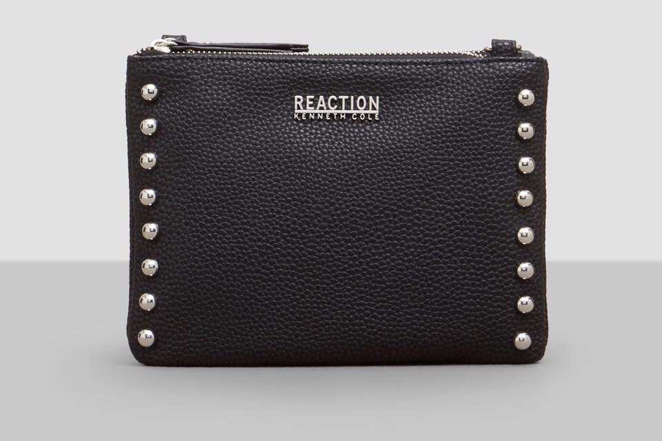 Kenneth Cole Reaction Encore Studded Crossbody Bag