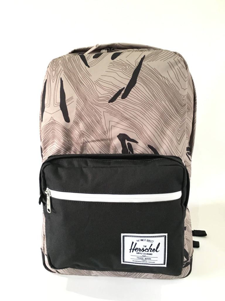 Herschel Pop Quiz Geo/Black 22L