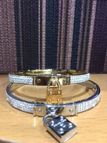 Bulgari Inspired Ceramic Bangle