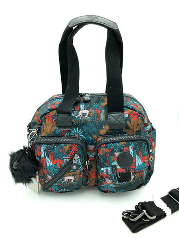 Kipling Premium Edition City Lots of Bag Tote