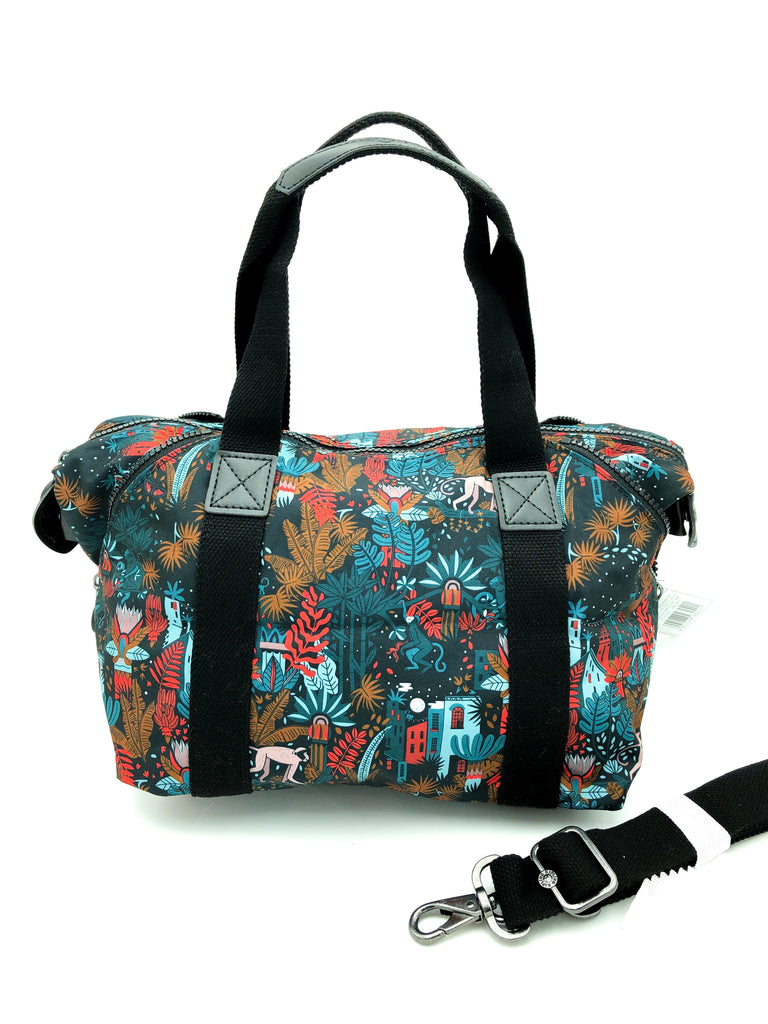 Kipling Art Tote City Jungle