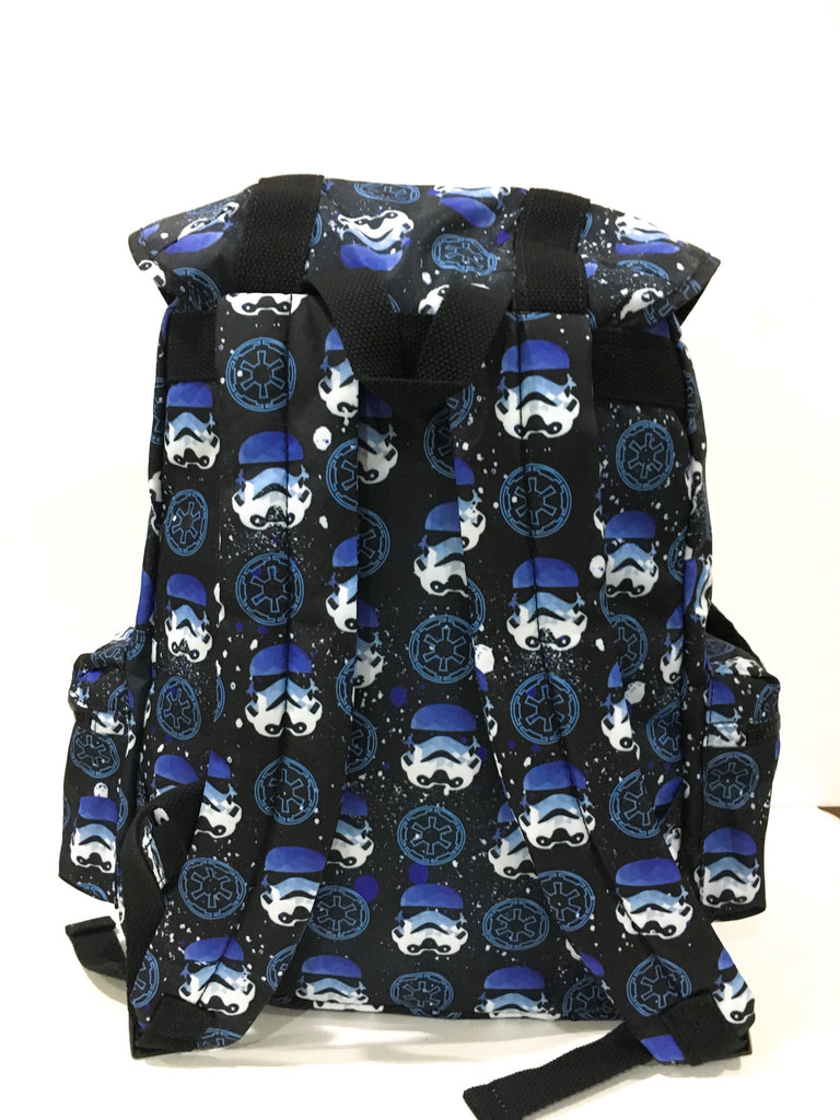 Kipling Star Wars Siggy Large Reflective Backpack with Laptop Compartment