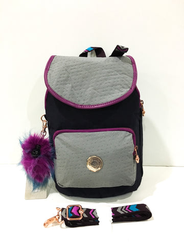 Kipling D May Smile Crossbody
