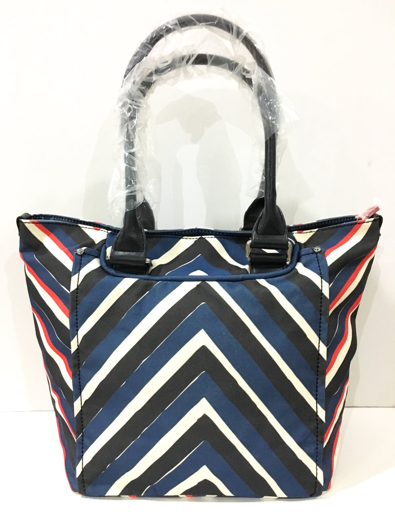 Kipling Kaeon Chevron  Life Saver Tote