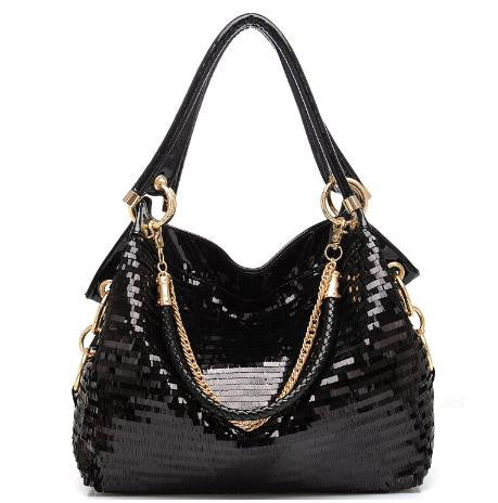 Modern Weaved V-shaped Large Tote