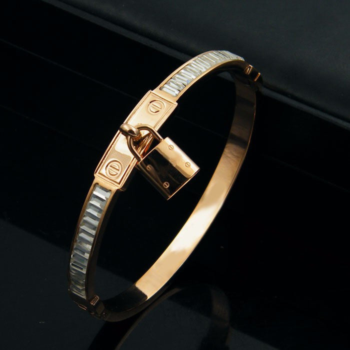 rose product tricolor gold bangle delivery bracelets time bracelet bangles silver double t sterling
