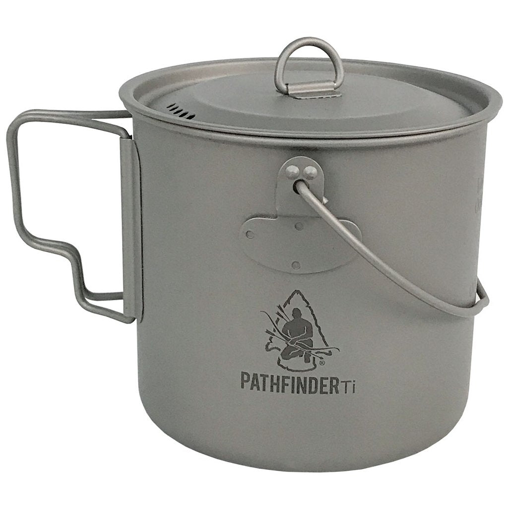 Why Choose Pathfinder Titanium Cookware