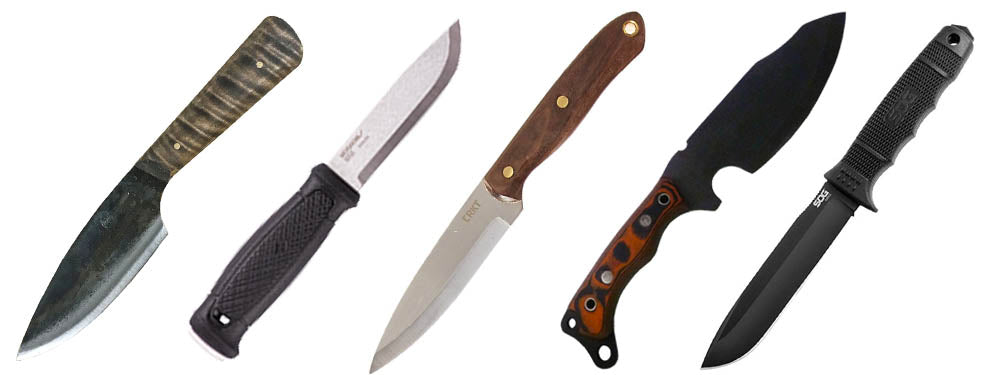 Best Survival Knife for 2019