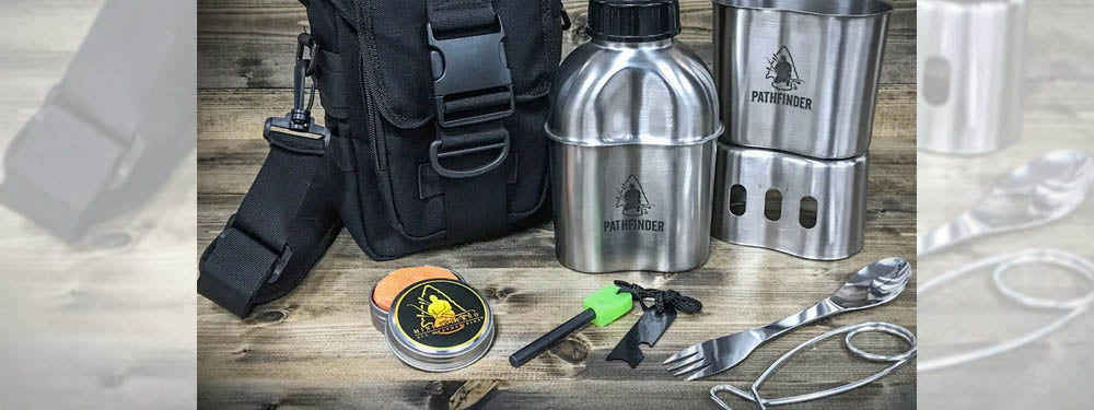 Build the Ultimate Woodsman's Wilderness Survival Kit