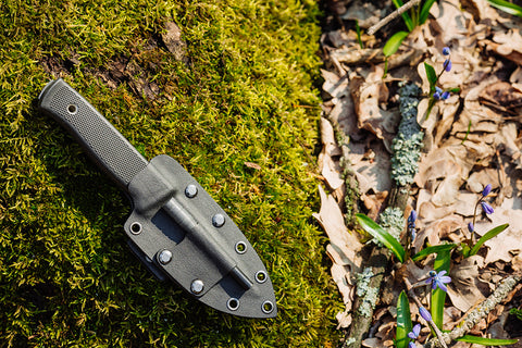 Survival Knife Kydex Sheath