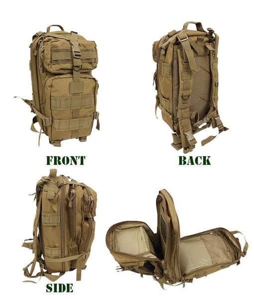 Self-Reliance Pack - Tan