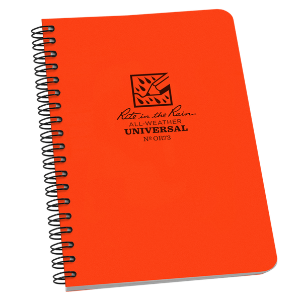 Rite In The Rain  All-Weather Journal - Side Spiral (4455471743025)