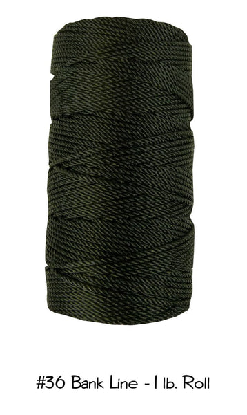 No.36 Bank Line - 1lb. Roll