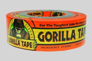 Gorilla Tape 1.88 inch x 35 yards (7717111873)