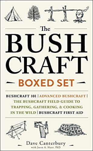 The Bushcraft Book Boxed Set (12782010369)