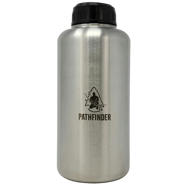 64oz Pathfinder Stainless Steel Wide-mouth Bottle