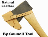 "2.25lb Boy's Axe - Sport Utility Finish w/24"" curved handle"