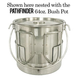 Pathfinder Bush Pot Stove
