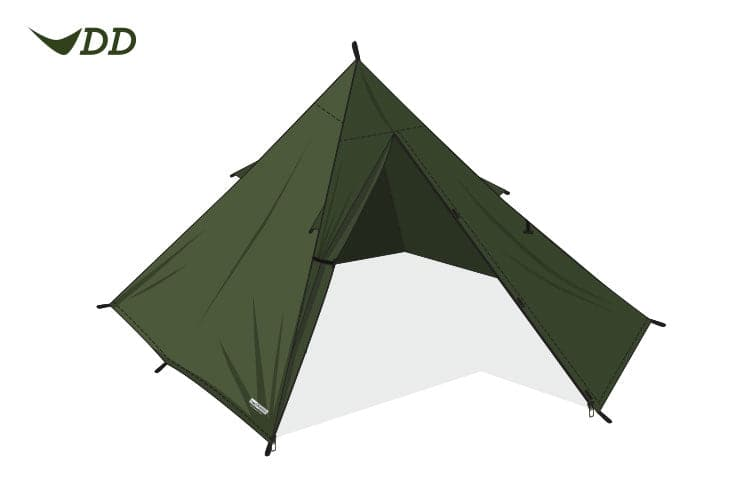 DD SuperLight - Pyramid Tent (136419147777)
