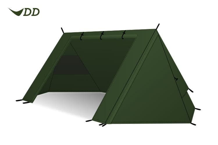 DD SuperLight - A-Frame Tent (136419606529)