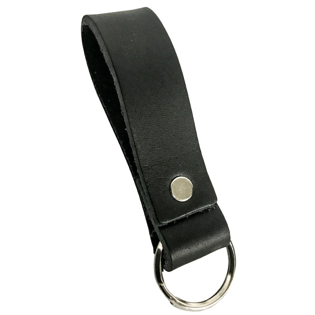 Black - Leather Sheath Dangler Attachment