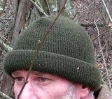 product image of 100% Wool Watch Cap green