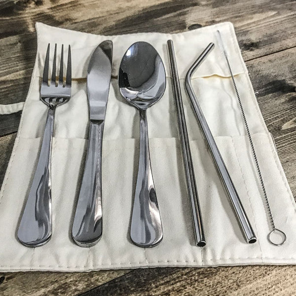 Stainless Steel Cutlery Set (2063709405233)