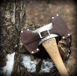 Premium #2 Velvicut Double Bit Saddle Axe