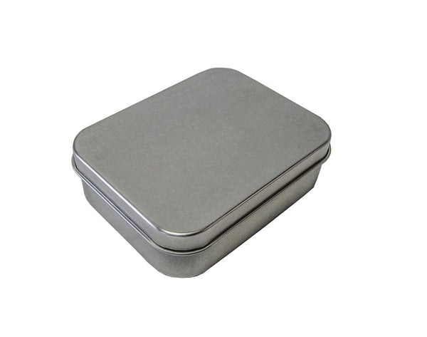 image of steel tin
