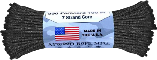 USA MADE - 7 Strand 550 Paracord