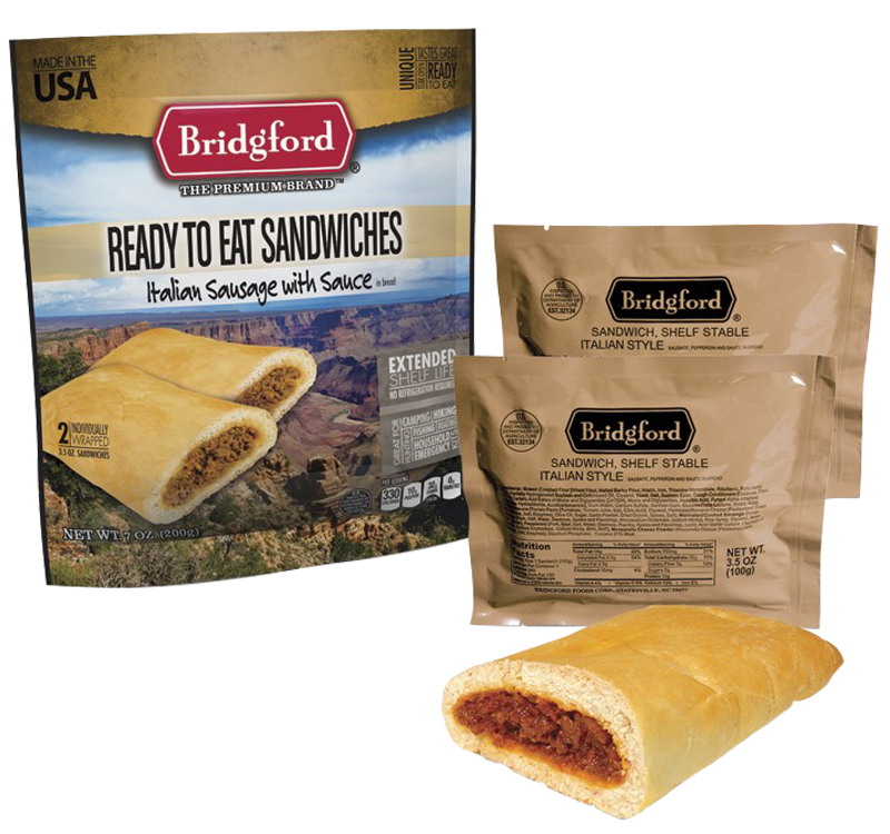Bridgford Foods Corporation - Italian Style (2pk)