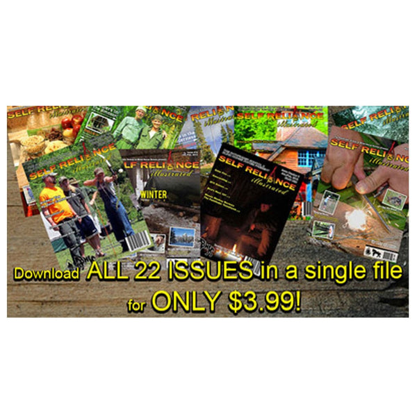 22 Issues of Self Reliance Illustrated on PDF (7717987137)