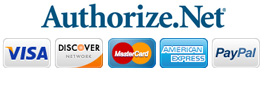 Accepts Major Credit Cards