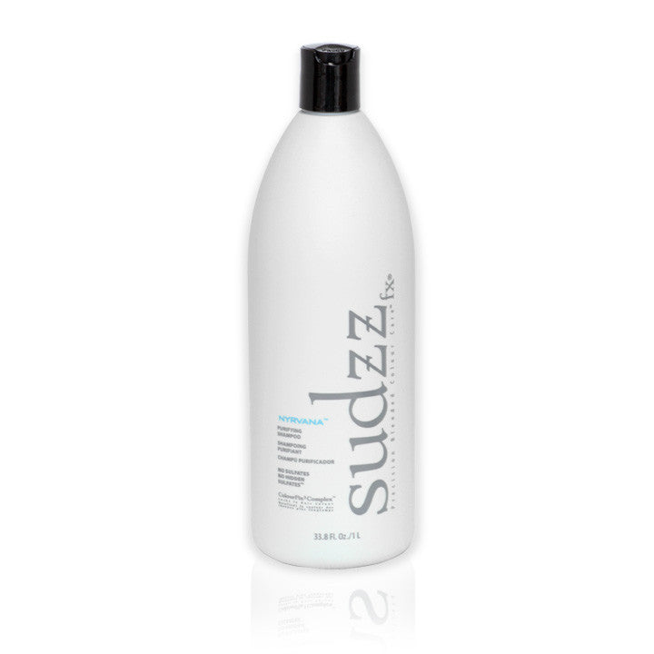 Sudzz FX Nyrvana Purifying Shampoo 33.8 oz