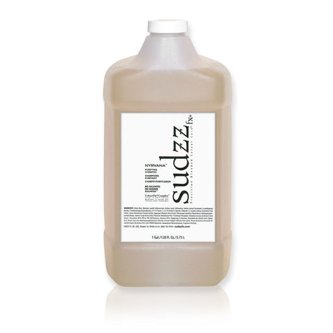 Sudzz FX Nyrvana Purifying Shampoo 128 oz