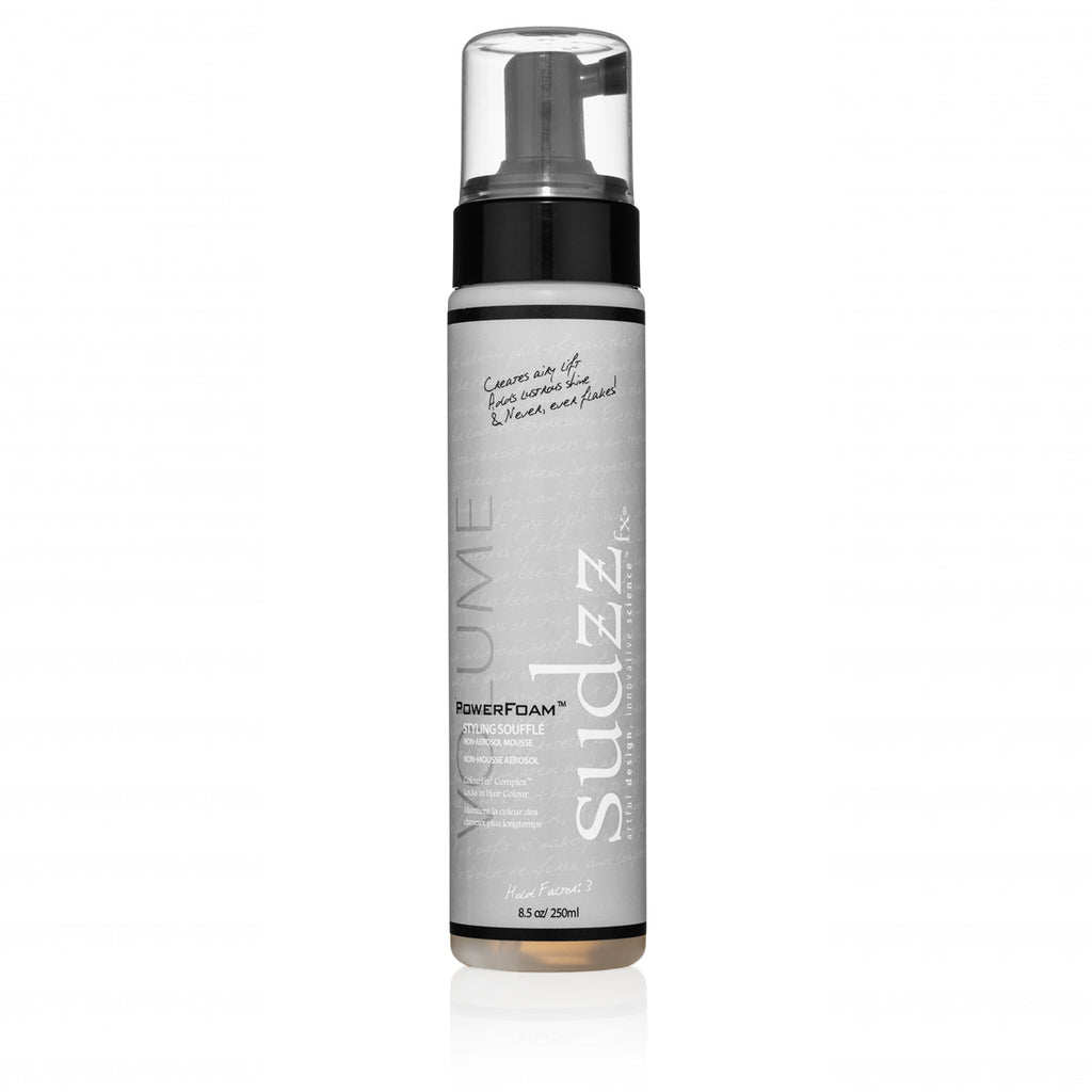 Sudzz FX Power Foam Styling Souffle - Non Aerosol - 8.5 oz