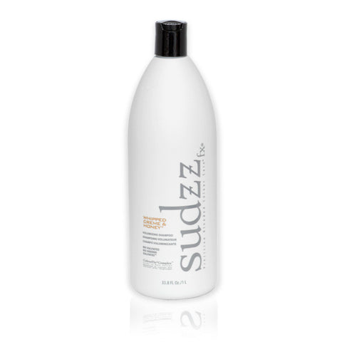 Sudzz FX Whipped Creme and Honey Volumizing Shampoo 33.8 oz