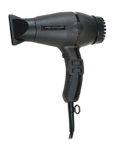 ergo™ Twin Turbo Ionic Dryer 2000 watts
