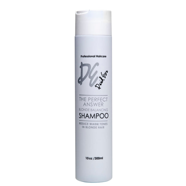David Ezra DE Pro Blonde Balancing Purple Shampoo