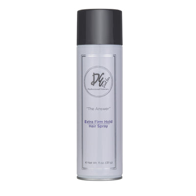 David Ezra DE Pro Hairspray - Extra Firm Hold - David Ezra Professional Haircare