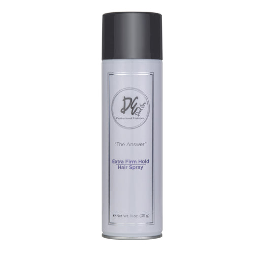 The Answer Hairspray - Extra Firm Hold