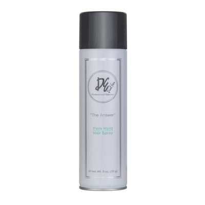 David Ezra DE Pro Hairspray - Firm Hold - David Ezra Professional Haircare