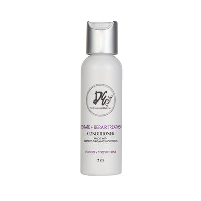 DE Pro Travel Hydrate & Repair  Conditioner - David Ezra Professional Haircare