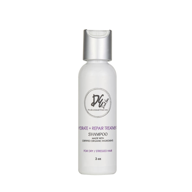 DE Pro Travel Hydrate & Repair  Shampoo - David Ezra Professional Haircare