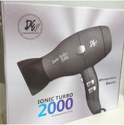 David Ezra DE Professional Ionic Turbo 2000 Dryer - David Ezra Professional Haircare