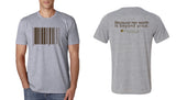 The Covering House Barcode T-shirt