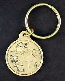 Camel Key Tag