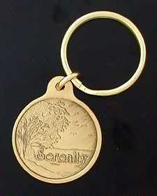 Serenity Small Key Tags
